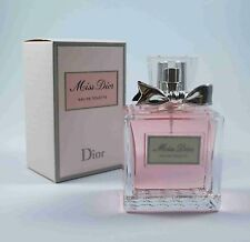 DIOR MISS DIOR 100ml EDT Eau de Toilette Spray NUOVO