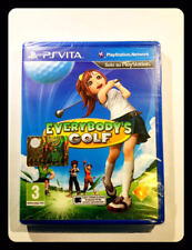 Everybody's Golf PSVita GIOCO E SCHERMO totalmente in italiano BRAND NEW SEALED