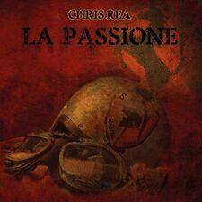 CHRIS REA - LA PASSIONE  CD + BUCH NEU