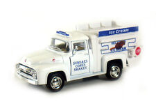 "5"" Die-cast: 1956 Ford F100 Ice-Cream Truck 1/38 Scale (Brand new/Generic Box)"