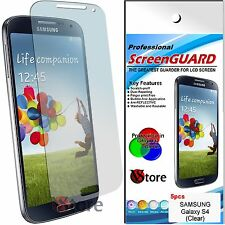 5 Film For Samsung Galaxy S4 I9500/I9505 Films Protector Save Screen