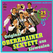 CD / ORIGINAL OBERKRAINER SEXTETT AUS SLOWENIEN / RAR /