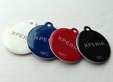 Original Set 4 Color Sony Xperia NT1 SmartTags Ultralight NFC Tags Smart Tag