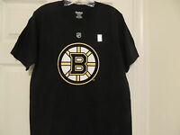 NHL Reebok Boston Bruins #30 THOMAS Hockey Shirt New Mens X-LARGE