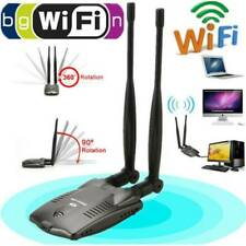 WiFi Password Cracking Decoder Free Wireless WiFi Dongle USB LAN Network Adapter
