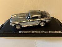 Ferrari 250 MM 1952 Coupe Chrome 1:43 ProgettoK Limited Edition 229/300 Rare