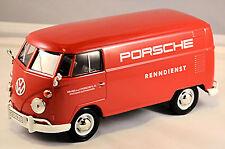 VW Volkswagen T1 Type 2 Véhicule de livraison Porsche Service course 1959-67