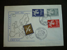 Postal History - Europa - Turkey - Scott# 1518-1520 - First Day Cover