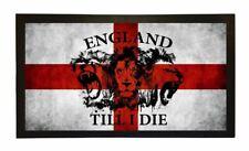 More details for st georges's flag england beer lager bar runner pub club cafe cocktail mat