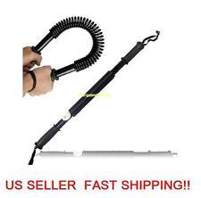40KG Super Heavy Duty Power Bar Twister upper Body workout  Strength Training
