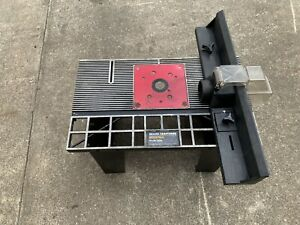 Craftsman Sears Router Table with Fence.  Made in USA