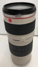 EF 70-200mm Canon f4L USM Profi-Teleobjektiv Ultrasonic