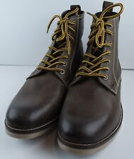 Crevo Ranger 201 Men's Boot Memory Form Dark Brown Size 13