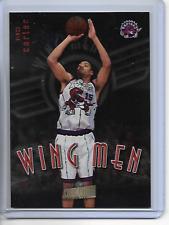1998-99 Topps Stadium Club Vince Carter Wing Men Insert Card