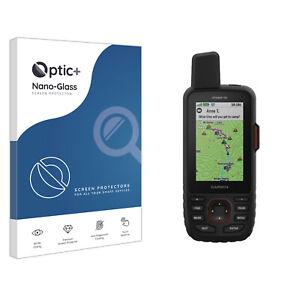 Optic+ Nano Glass Screen Protector for Garmin GPSMap 66i