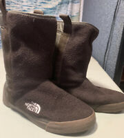 The North Face Ahel Insulated Boots Womens Size 7.5 Winter Snow Mountain VGUC