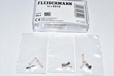Fleischmann 6519 Ersatz-schleifkohlen mit Federn H0
