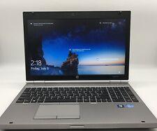 "HP EliteBook 8570p Core i7 @ 2.90GHz 16GB RAM 15.6"" 1TB SSD - Win 10 Pro (HP01)"