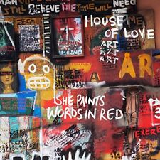 House Of Love - She Paints Words In Red [CD]