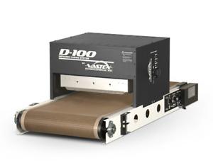 "Vastex D-100 Conveyor Dryer 18"" Belt for Screen Printing"