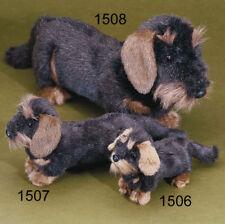 Förster Rauhaardackel Mini 15cm #1506