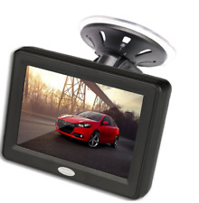 3.5'' Inch TFT LCD Car Color Rear View Monitor Screen for Parking Rear View