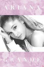 ARIANA GRANDE - FLORAL PATTERN - MUSIC POSTER 22x34 - 15856