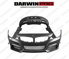 2009-2015 BMW Z4 E89 RW Style Portion Carbon Fiber Full Body Kit With DRL Lights