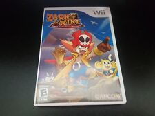 Zack & Wiki: Quest for Barbaros' Treasure [Nintendo Wii] [2007] [No Manual!]