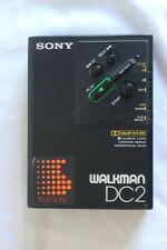 More details for sony walkman wm-dc 2 cassette player