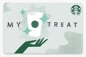 $50 Starbucks Coffee Gift Card - Fast Shipping