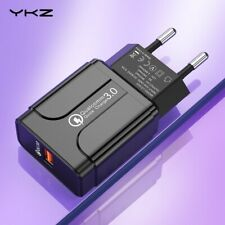 YKZ Quick Charge 3.0 18W QC 3.0 4.0 Fast USB Portable Charger For iPhone/Samsung