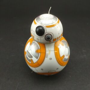 Sphero BB-8 Star Wars App-Enabled Droid Only White Orange Colorful Preowned Cndt