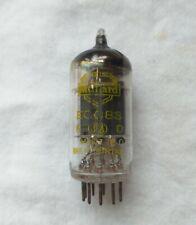 Mullard ECC83 Yellow print Blackburn code 1963. Tested strong emission