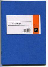 Hig Spaltenbuch DIN A5 2 Spalten 2-farbig 36 Blatt