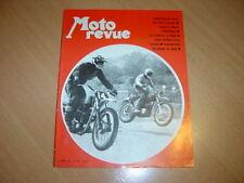 Moto revue N° 1977 Critérium du Mans.Gp de France cross