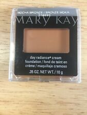 Mary Kay Mocha Bronze Day Radiance Cream Foundation .35 Oz.  #014690 NEW HTF