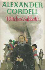 1798 IRISH REBELLION ALEXANDER CORDELL BOOK TheWitches Sabbath 1st EDITION