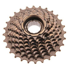 Bike 8 Speed Freewheel Screw On Type Cassette Cog Set 34mm