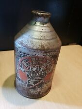 1940 Fehr's Beer Cone Top Can Crowntainer Silver Bumper Louisville KY Advertise