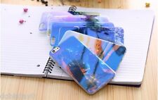 Funny Pattern Transparent Cover For iPhone 6/6s/Plus