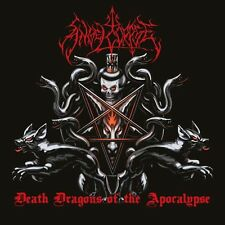 ANGELCORPSE - Death Dragons Of The Apocalypse 2 x LP Death Metal - NEW COPY