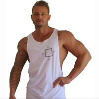 NAKD LIFT TANK ZONES SLEEVELESS SHIRT T BACK BODYBUILDING MENS GYM SINGLET LIFT