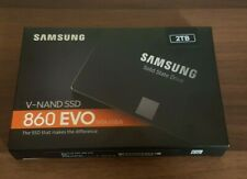 "Samsung 860 EVO SSD Interno 2 TB, SATA, 2.5"" SATA 6GB/s"