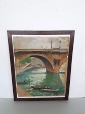 Künstlerische Malerei von 1900-1949 auf Papier im Art Nouveau - -