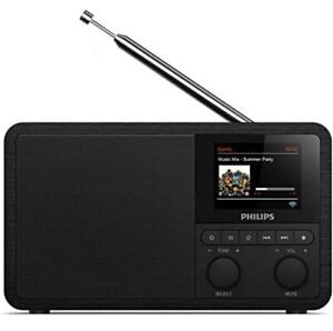Philips DAB+ Internet TAPR802/12 Radio Bluetooth Podcasts Spotify FM Compact