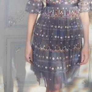 BHLDN Needle & Thread Dress fits size US 2 $644