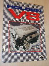 Essential Holden V8 Engine STRIP REPAIR REBUILD MODIFY GUIDE Manual 1969-1999