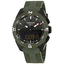 Tissot T Touch Expert Solar II Mens Analog-Digital Watch T110.420.47.051.00
