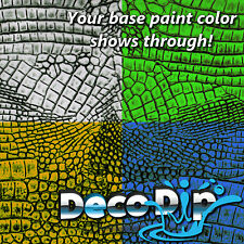 Hydrographic Film - Hydro Dipping - Deco Dip Kit - crocodile alligator - AP-879F